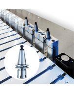 Werkzeugablage 8-fach / Werkzeugablagemagazin für 8 Werkzeugkegel ISO 20