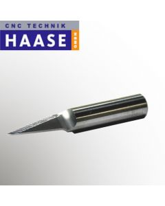 VHM-Messerklinge 10 mm 12° KW 30°  /  Schneidtiefe ca. 10 mm
