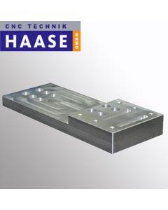 Adapterplatte für HSD Spindeln auf Haase CNC Fräsen