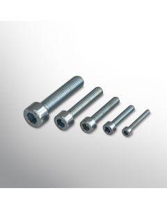 M 3 - Zylinderschrauben mit Innensechskant