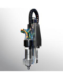 Mechatron ATC-8022-30 HF-Spindel mit pneumatischem Kegelwechsel, 2,2KW mit Wasserkühlung