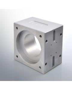 Lagerblock für eine 16 mm Kugelumlaufmutter-Aufnahme
