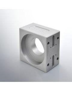 Lagerblock für eine 20 mm Kugelumlaufmutter-Aufnahme